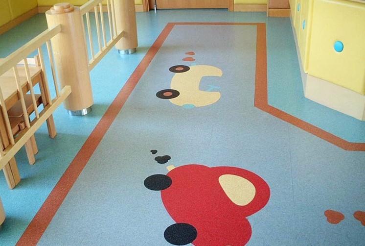 冠军PVC地板