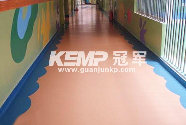 冠军塑胶地板