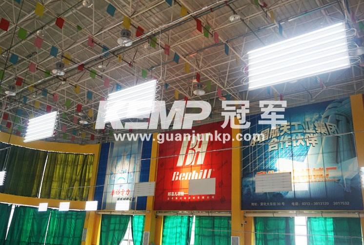 羽毛球排灯升降系统