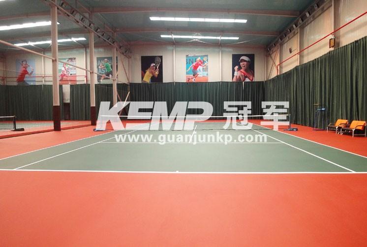 网球PVC运动地板