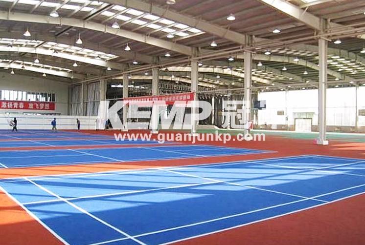 室内羽毛球PVC地板