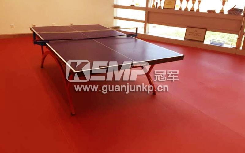 乒乓球专用地板