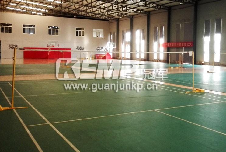 室内PVC运动地板