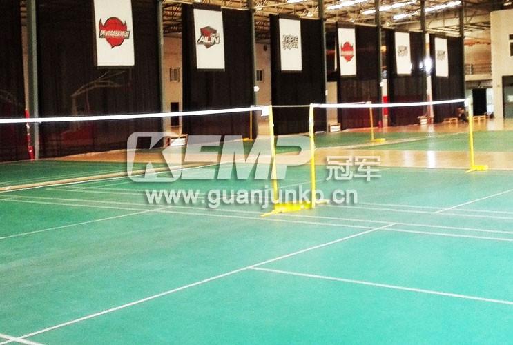 羽毛球PVC塑胶地板