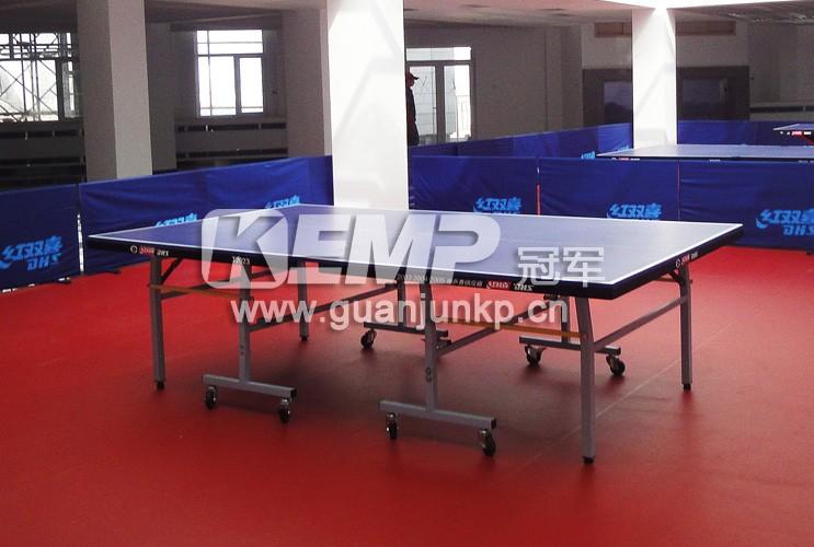 乒乓球塑胶场地