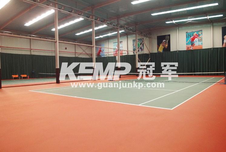 网球塑胶地板