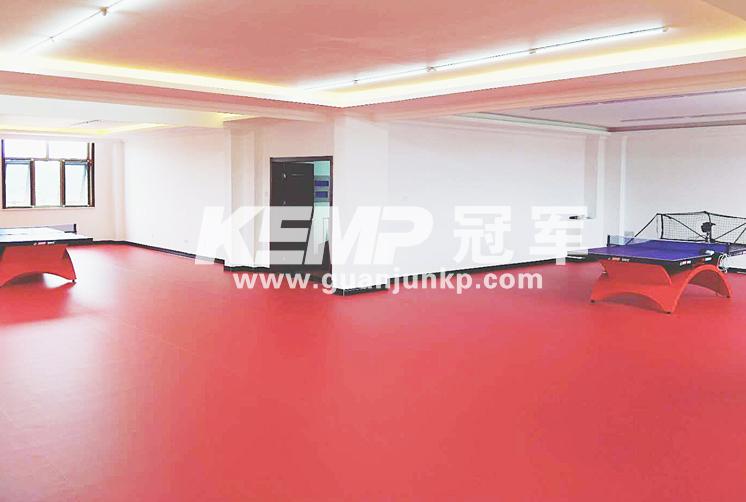 乒乓球地板胶