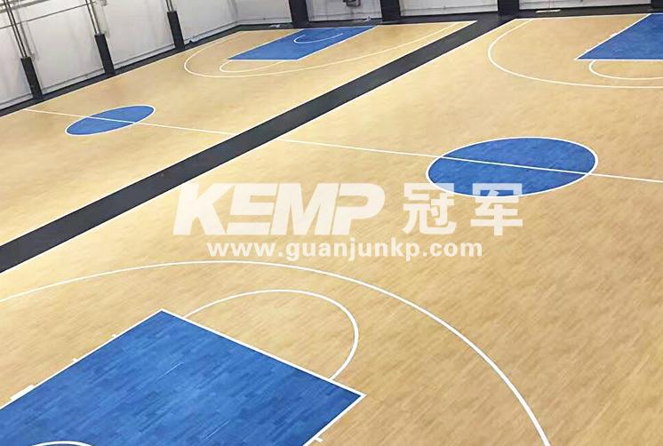室内篮球地板