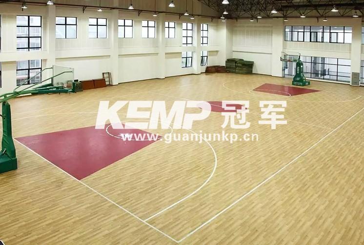 篮球运动地胶