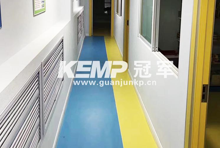 室内塑胶运动地板