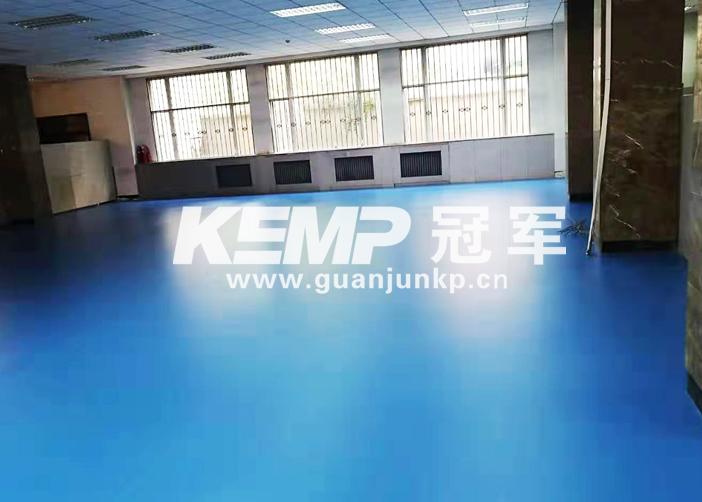 乒乓球运动地板