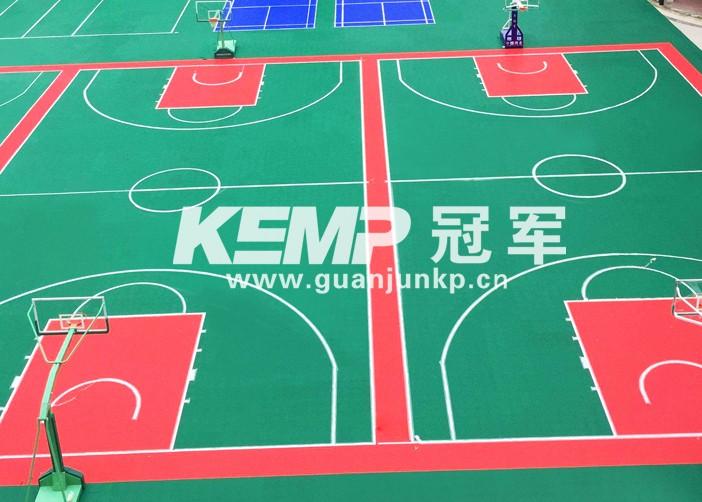 篮球运动地板