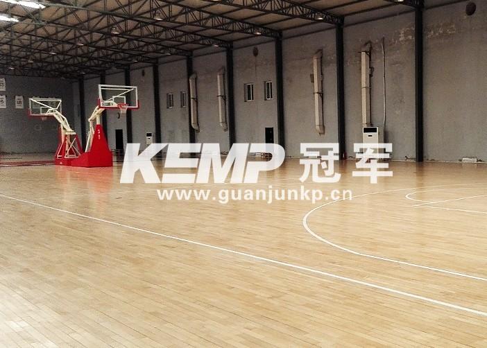 室内篮球木地板