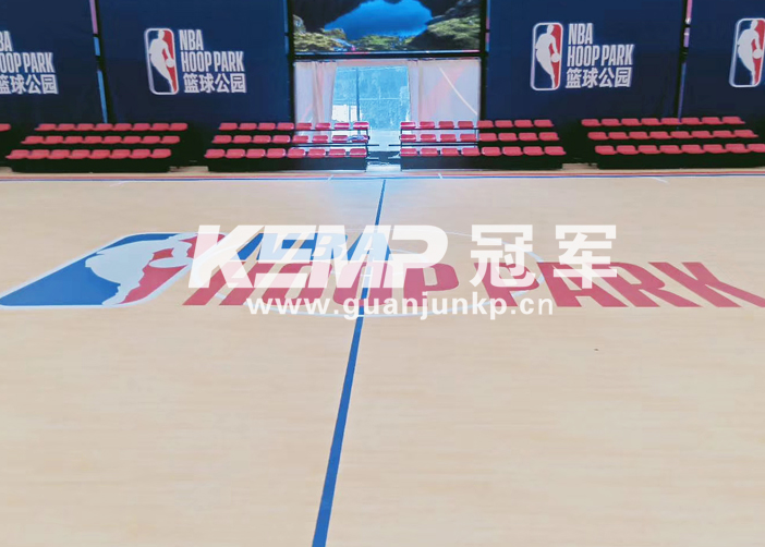 实木篮球地板