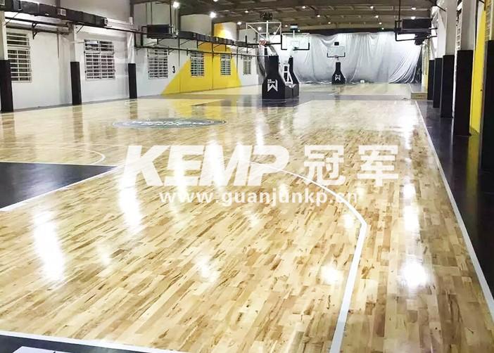 篮球馆实木运动地板