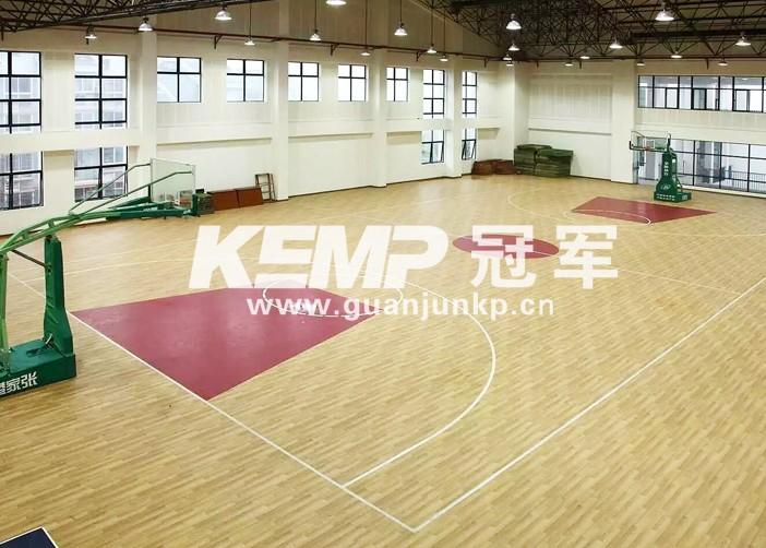 篮球馆运动地板