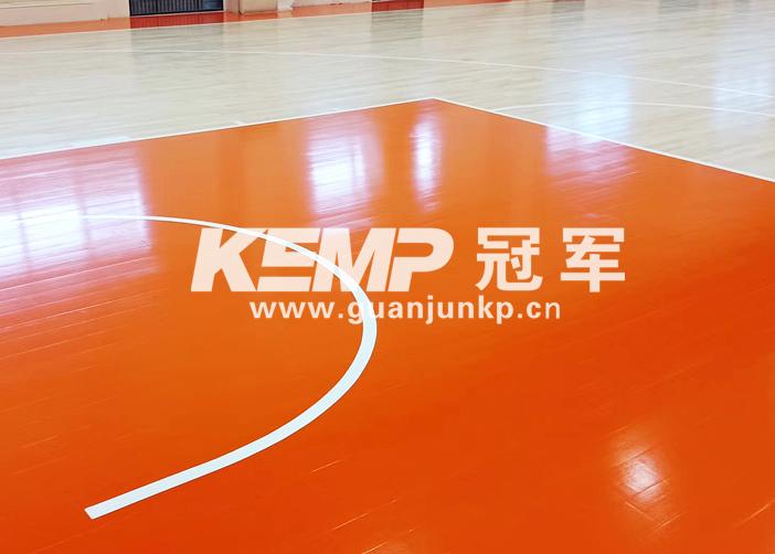 篮球场运动木地板