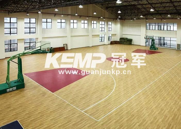 篮球室内专用木地板
