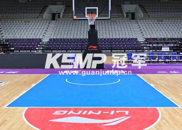 篮球场专用实木地板
