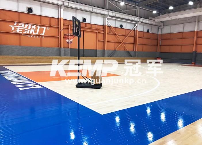 篮球专用木地板