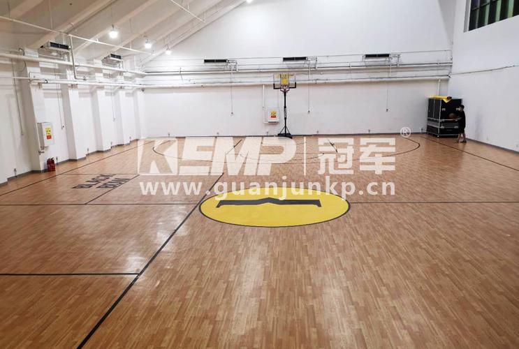 北京黑弓文化传播有限公司篮球馆