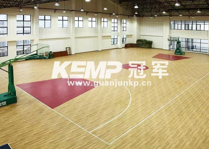 篮球运动木地板
