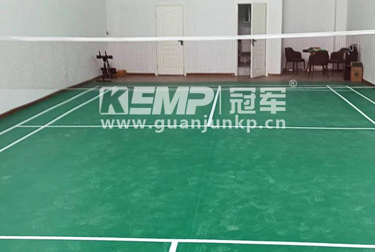 河南驻马店羽毛球馆
