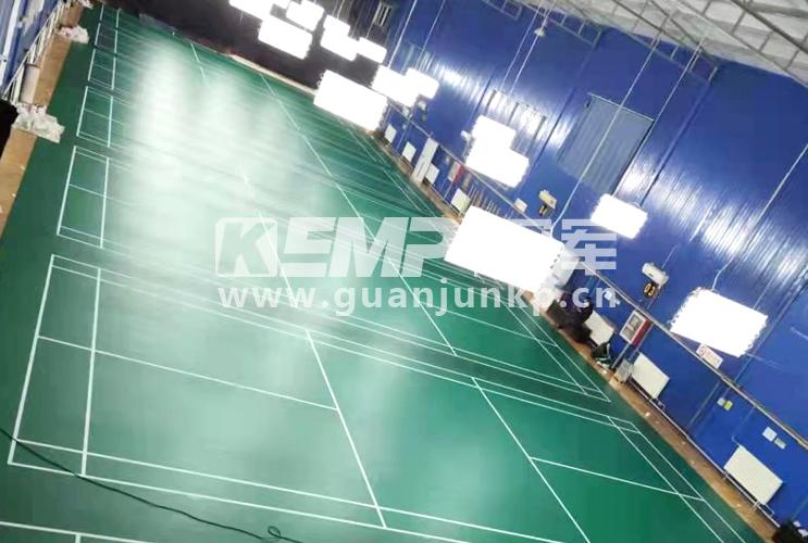北京博乐律动体育培训中心羽毛球馆