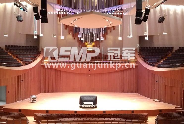 剧院舞台木地板