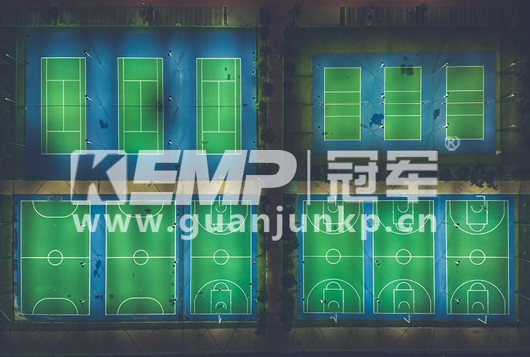 kemp塑胶运动地板