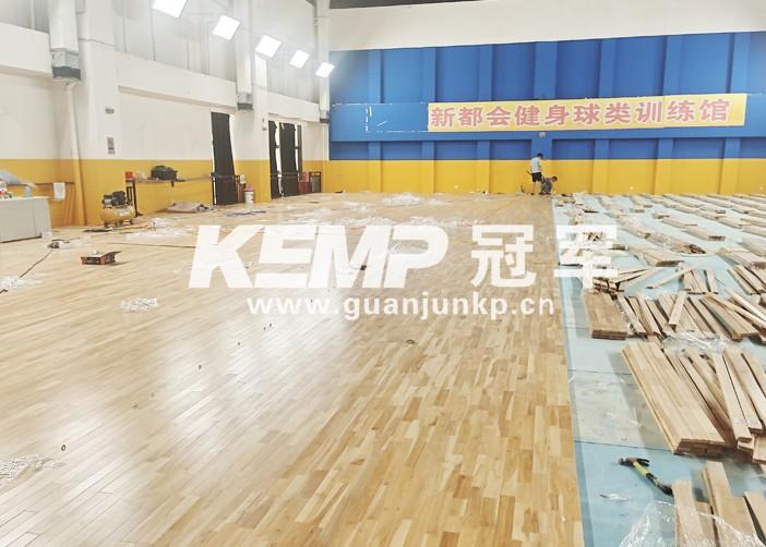 篮球木地板