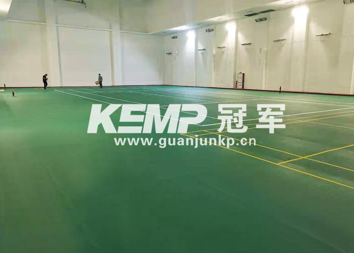 网球运动地胶
