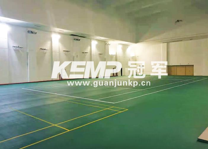 网球专用地板胶