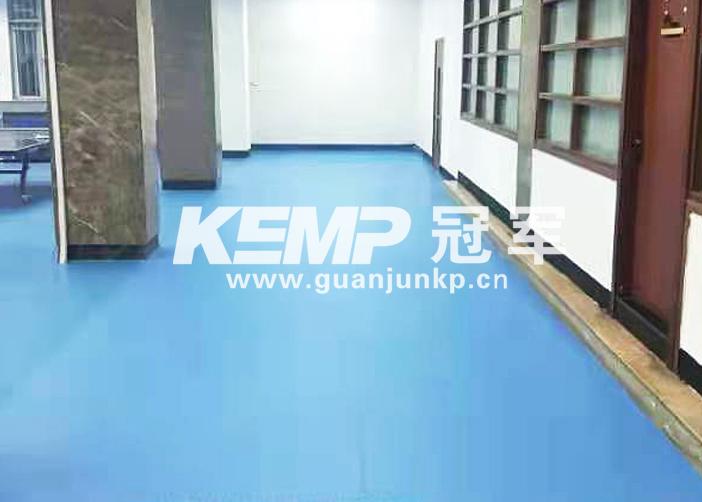 室内乒乓球地板胶